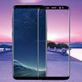 3D Curved Full Cover Tempered Glass For Samsung Galaxy S8 S8 Plus S7 S7 edge Note 8