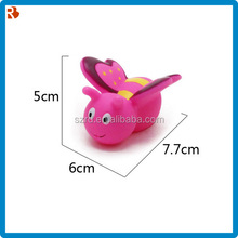 Customized funny snowmobile toy articulated action figure for child