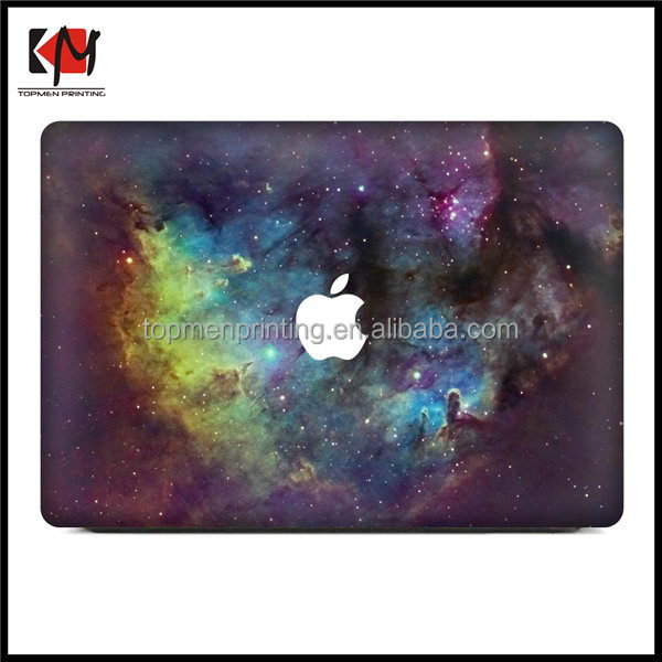Top grade new coming for macbook pro laptop skin sticker