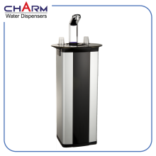 Vertical Soda / RO / Carbonated Water Dispenser