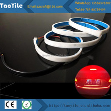Wholesale Led flexible tail light strip, tail lamp bar with running,brake,steering,signal light