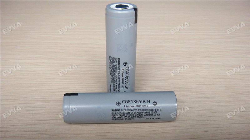 10A For Panasonic18650 high discharge rate battery cells CGR18650CH 2250mAh