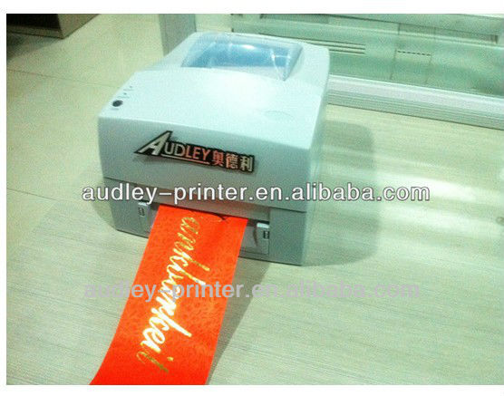 Digital hot foil printer,colorful ribbon printing machine ADL-S108