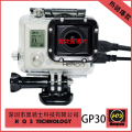 Gopros 3 Skeleton Protective Housing for heros 3 without Lens , Open Side for FPV