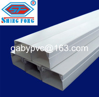 PVC White Wall Coverings For Cable