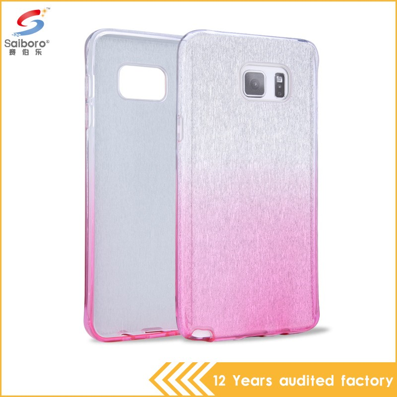 Factory price newest design beautiful soft case for samsung