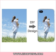 Custom DIY Print Hard Plastic Case for iphone 4 4S
