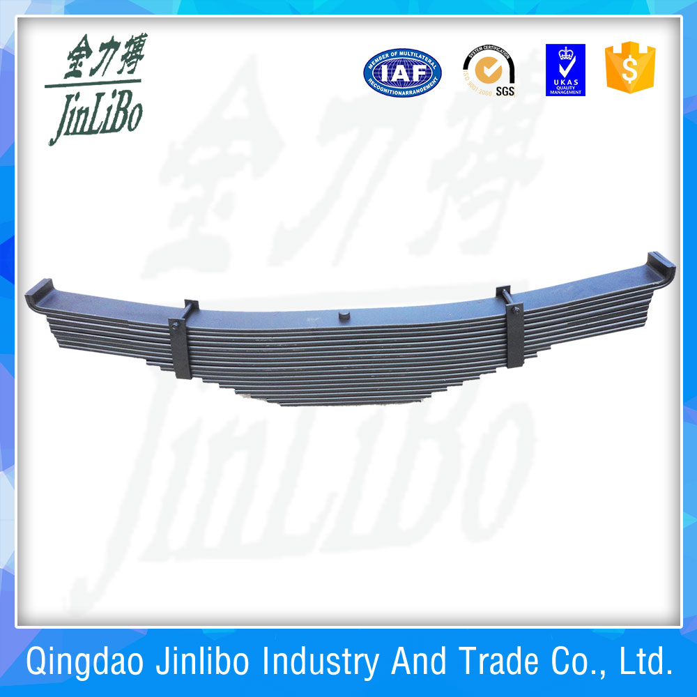 suspension parts - trailer steel Leaf Spring 8-14 Leaves