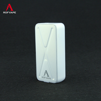 Alibaba express hot sell New product 2016 vape box mod ,18650 rechargeable battery vape mod