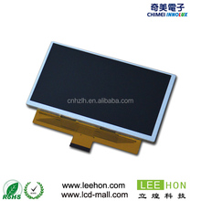 7'' LCD display module 800x480 HDMI/DVI/VGA with open frame