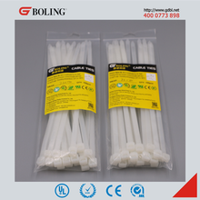 HOT Selling 2016 OEM Nylon Plastic Cable Tie, tie wrap, zip tie