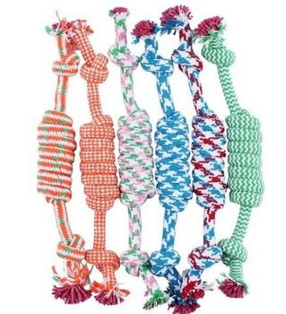 High quality pet supplies pet toy rope