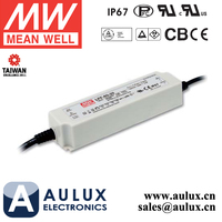 Meanwell LPF-60-20 20V 3A 60W LED Driver IP67 Waterproof 5 Years Warranty 70W LED Driver