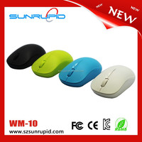 Colorful USB Rechargeable Mini Optical Wireless Mouse magic mouse