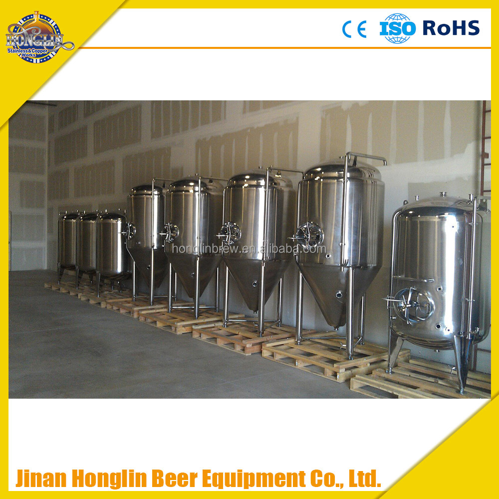 800L Resturant /hotel used beer brewery equipment for sale beer brewing