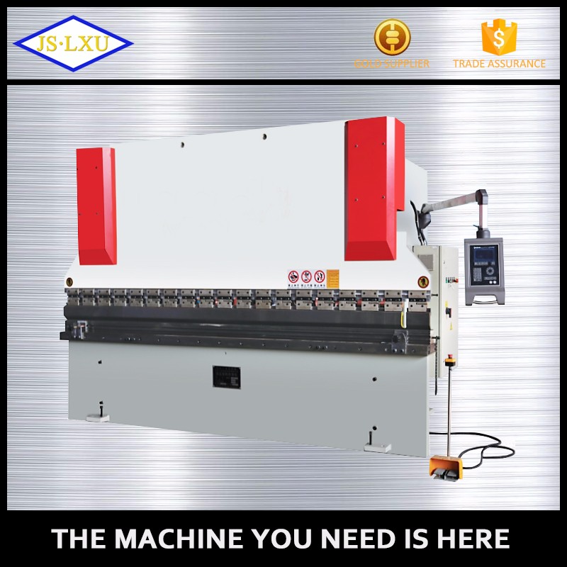 Hot Sale Professional Lower Price Aluminum Heave equipment ISO&ampCE certification hydraulic press brake machine 150W