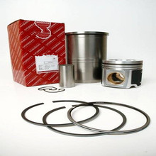 engine parts 4tne84 piston, piston ring and cylinder liner