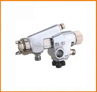 Automatic Spray Gun feed type nozzle size 1.2mm-2.5mm HVLP spray semi-automatic chrome painting electrostatic painting equipment