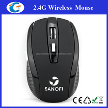 Novelty 2.4Ghz wireless mouse with micro-receiver