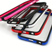 new design pc+tpu colorful frame bumper case for samsung galaxy s3 mini i8190