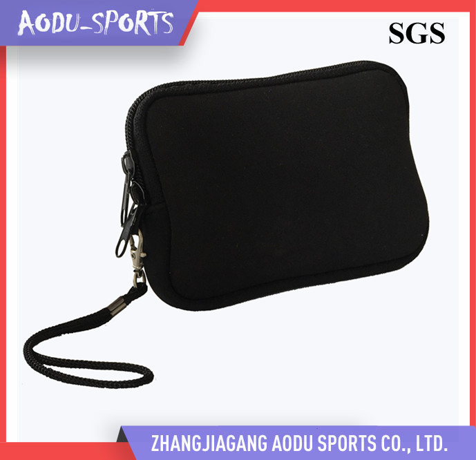 Wholesale soft waterproof light custom coin purse