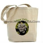 Canvas Cloth Cotton Fabric Woven Grocery Bags or Sacks