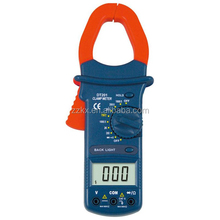 Backlight Data Hold Auto Power off Digital AC Clamp Meter DT201