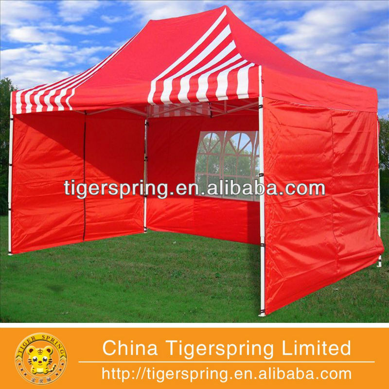 Brand anti-corruption gazebo tents pe tarpaulin