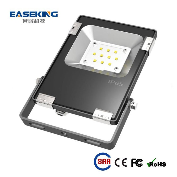 Chinese factory supply flood light 10w led outdoor waterproof led flood light