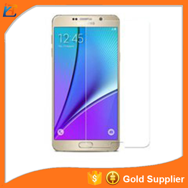 Anti shock tempered glass screen protector for sumsung for note2 tempered glass