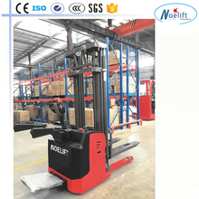 AC rear-wheel drive fork lift truck electric hydraulic platform Electric Lifting battery Pallet Jack High Lift Pallet Truck