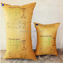 Durable high strength cargo securing dunnage stuffing air bag
