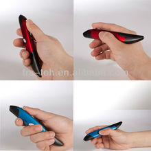 High-tech Real write pen shaped stand 2.4g wireless finger mouse