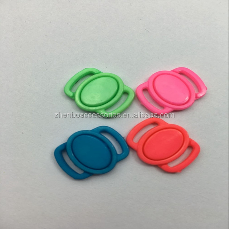 Wholesale custom various color overall <strong>buckles</strong>
