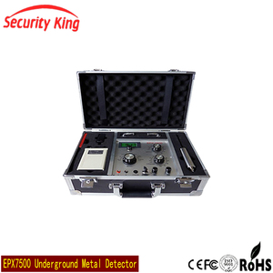 EPX-7500 Long Range Underground Gold And Diamond Metal Detector