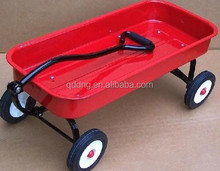Hand pull cart Garden Cart Kid Wagon solid wheel TC1817