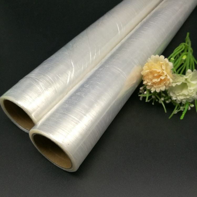 PLA Biodegradable transparent Stretch Wrap Cling <strong>Film</strong>