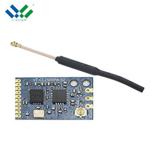 hot promotion SPI programmable CC2500 rf transceiver module for electronic label