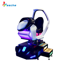 Real feeling driving simulator equipment arcade game machine deluxe 9d vr car racing simulator
