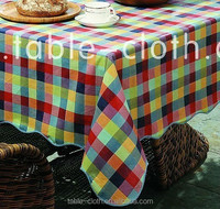 PVC Table Cloth Films