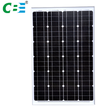 Wholesale monocrystalline silicon material 12v 100w solar panel and pv modules