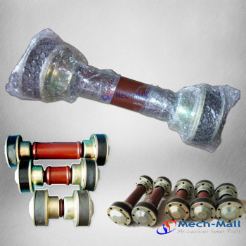 Coupling for Concrete Mixer