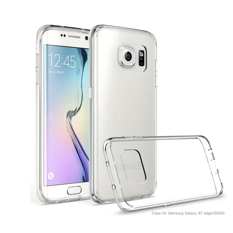 Transparent Clear Plastic Crystal Cell Phone Case For Samsung Galaxy Ace 3