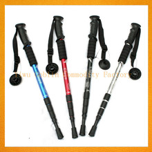 Top Sale foldable walking Stick for hiking Yiwu Factory Competitive Price camping Stick for Climbing Outdoor Sport GBEY-847