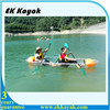 Cheap China Clear Transparent Kayak With