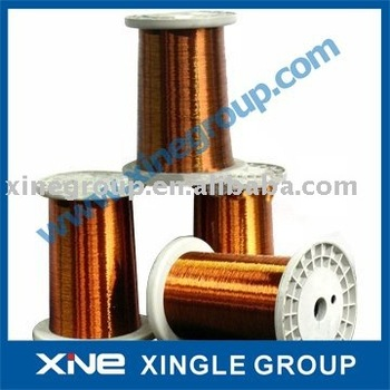 Enameled wire bare copper wire nameled aluminum wire copper wire