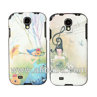 ARTCAMP ILLUST JELLY CASES FOR iPhone4/4S, iPhone5, Samsung Galaxy S4,S5,Note2, Note3 Made in Korea