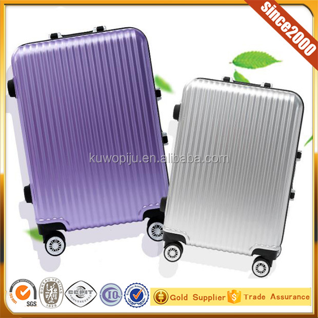 3 pc set Hardside 4 wheels abs cheap hard luggage uk