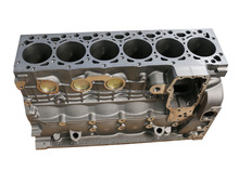 ISBE6.7 diesel engine cast iron cylinder block 5302096 for Cummins engine