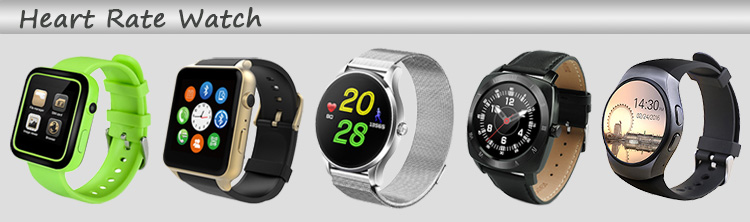 Heart rate monitor Round Bluetooth Smartwatch Android